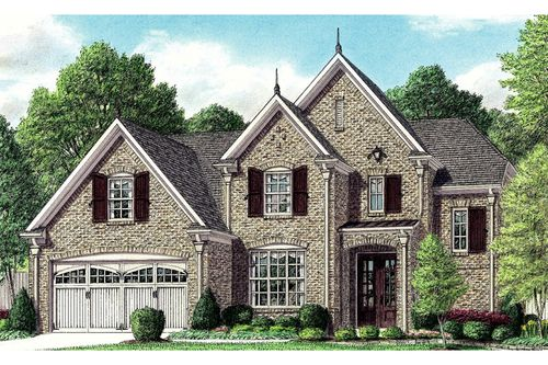 Grays Hollow by Regency Homebuilders in Memphis Tennessee
