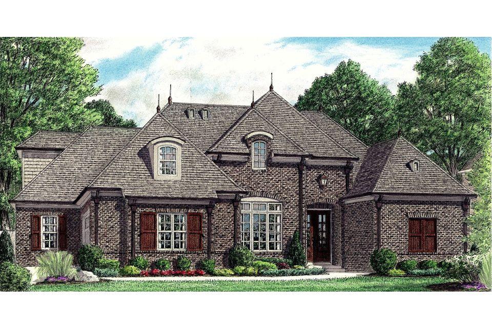 Single Family for Sale at Windsor Park-Bartlett - Berkshire 3645 Brunswick Road Memphis, Tennessee 38133 United States