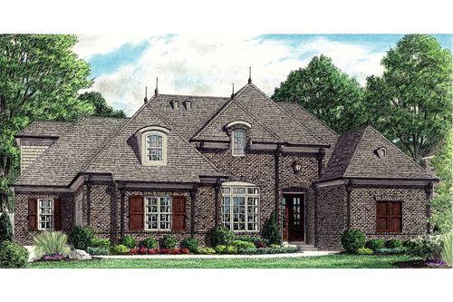 South Branch by Regency Homebuilders in Memphis Tennessee