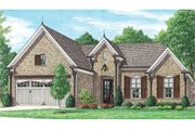 Baybrook - Laurel Brook: Olive Branch, MS - Regency Homebuilders