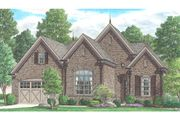 Montgomery - Laurel Brook: Olive Branch, MS - Regency Homebuilders