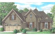 Oxford - Stonebriar: Memphis, TN - Regency Homebuilders