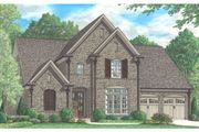 Devonshire - Woodlands of Cordova: Cordova, TN - Regency Homebuilders