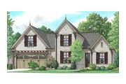 Newport - Woodlands of Cordova: Cordova, TN - Regency Homebuilders