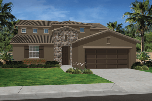 Olympian Hills by Legacy Homes in Bakersfield California