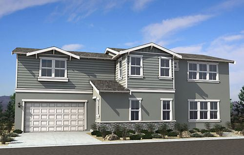The Vue by Legacy Homes in Reno Nevada