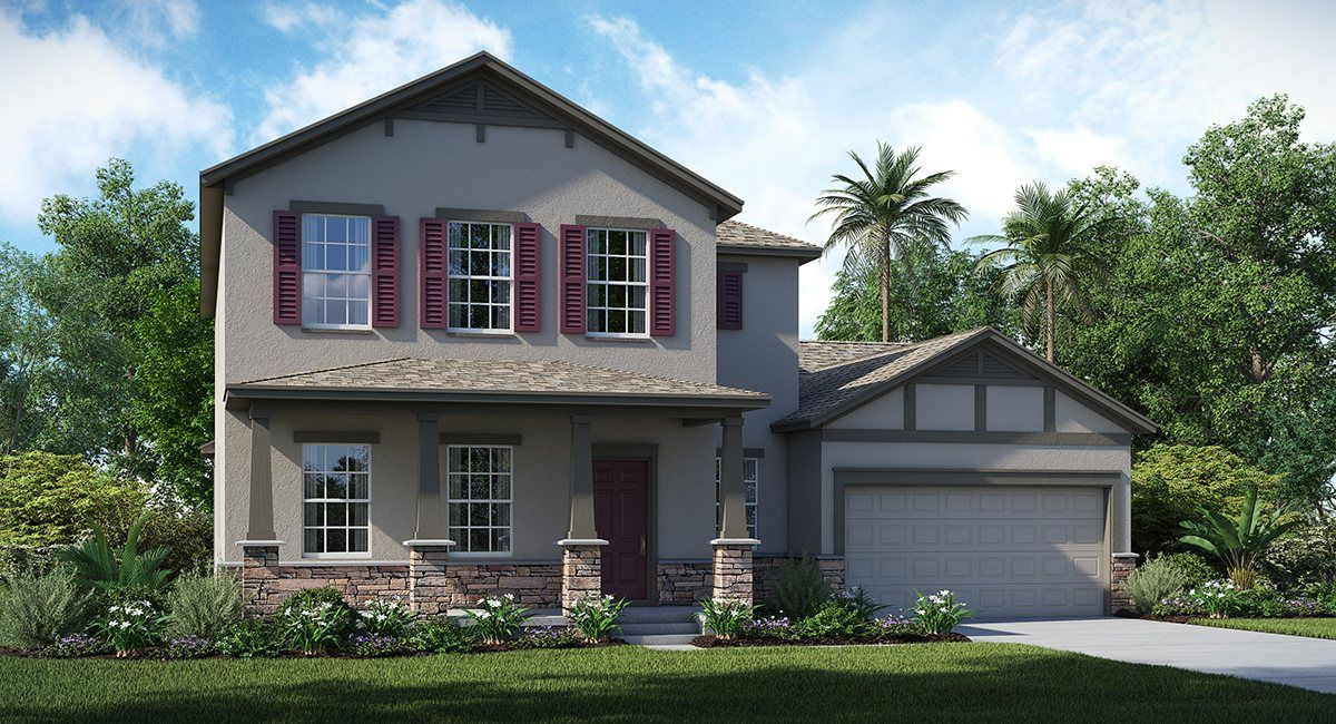 executive phase iii new homes in winter garden fl by lennar