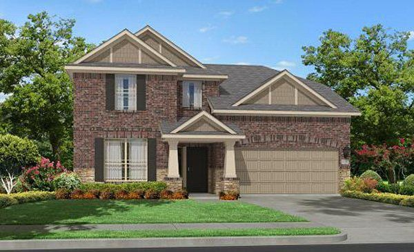 Alabaster - Falcon Pointe : Brookstone Collection: Pflugerville, TX - Lennar