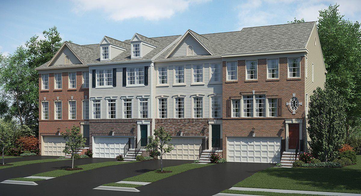 Real Estate at Fieldstone Preserve, Laurel in Anne Arundel County, MD 20724