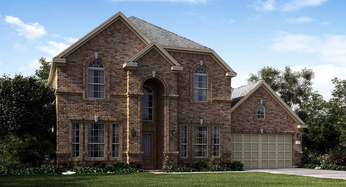 Single Family for Sale at Grand Mission Estates : Lakeside And Vista Collections - Sierra Mesa 8007 Duncan Ranch Lane Richmond, Texas 77407 United States
