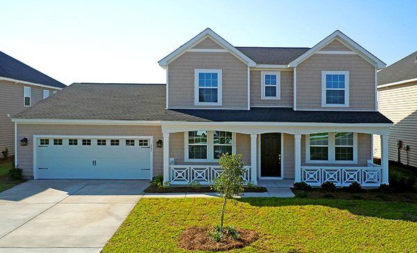 SEABROOK - Lindera Preserve at Cane Bay Plantation : Coastal Collection: Summerville, SC - Lennar