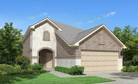Marathon 2962 - The Trails at Bay Colony : Frontier Collection: Dickinson, TX - Lennar