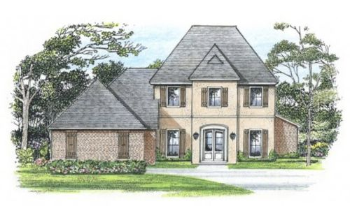 Copper Mill by Level Homes in Baton Rouge Louisiana