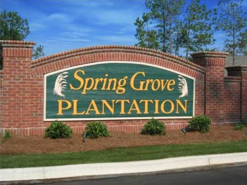 Spring Grove Plantation by Level Homes in Charleston South Carolina