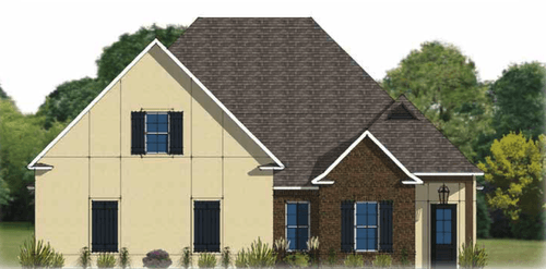 Shadows of Ascension by Level Homes in Baton Rouge Louisiana
