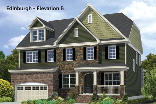The Meadows at Brightleaf at the Park by Level Homes in Raleigh-Durham-Chapel Hill North Carolina