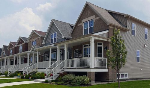Lexington Place 2 by Lexington Homes in Gary Indiana