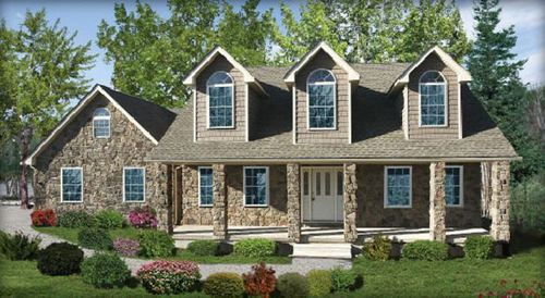 Poconos new homes 100 homes for sale for Pocono home builders