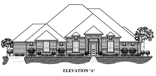 Ovilla Parc by Lillian Custom Homes in Dallas Texas