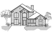 The Barberry - Shannon Creek: Burleson, TX - Lillian Custom Homes