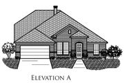 The Silverbell - Cooper Valley: Burleson, TX - Lillian Custom Homes