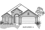 The Southfork - Ranches East: Roanoke, TX - Lillian Custom Homes