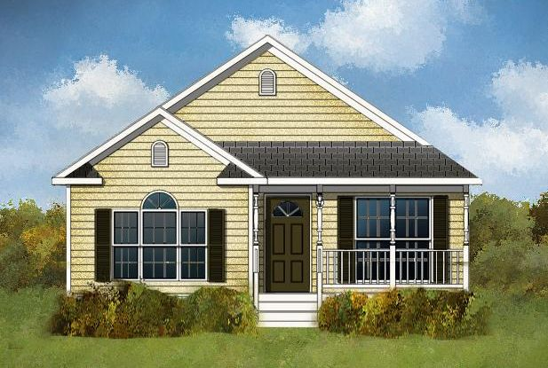 The Conway - Lockridge Homes - Build On Your Lot - Greenville-Spartanburg: Greer, SC - Lockridge Homes