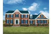The Wellsboro II - Lockridge Homes - Build On Your Lot - Richmond-Petersburg: Chesterfield, VA - Lockridge Homes