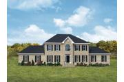 The Washington - Lockridge Homes - Build On Your Lot - Richmond-Petersburg: Chesterfield, VA - Lockridge Homes