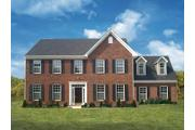 The Wellington III - Lockridge Homes - Build On Your Lot - Richmond-Petersburg: Chesterfield, VA - Lockridge Homes