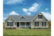 The Bancroft - Lockridge Homes - Build On Your Lot - Richmond-Petersburg: Chesterfield, VA - Lockridge Homes