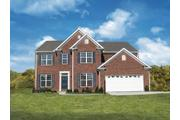 The Brookville - Lockridge Homes - Build on Your Lot - Raleigh-Durham-Chapel: Rolesville, NC - Lockridge Homes