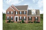 The Nottingham 32 - Lockridge Homes - Build On Your Lot - Chattanooga: Spring Hill, TN - Lockridge Homes