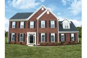 The Graystone - Lockridge Homes - Build On Your Lot - Richmond-Petersburg: Chesterfield, VA - Lockridge Homes