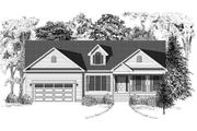 The Baylor - Lockridge Homes - Build On Your Lot - Chattanooga: Spring Hill, TN - Lockridge Homes