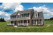 The Buckingham 32 - Lockridge Homes - Build On Your Lot - Richmond-Petersburg: Chesterfield, VA - Lockridge Homes