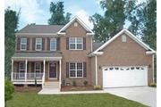 The Stonebridge - Lockridge Homes - Build On Your Lot - Fayetteville: Statesville, NC - Lockridge Homes