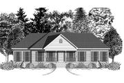 The Berkeley - Lockridge Homes - Build On Your Lot - Fayetteville: Statesville, NC - Lockridge Homes