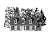 The Springfield - Lockridge Homes - Build on Your Lot - Raleigh-Durham-Chapel: Rolesville, NC - Lockridge Homes
