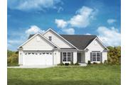 The Bainbridge - Lockridge Homes - Build On Your Lot - Greenville-Spartanburg: Greer, SC - Lockridge Homes