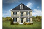 The Hatteras - Lockridge Homes - Build On Your Lot - Greenville-Spartanburg: Greer, SC - Lockridge Homes