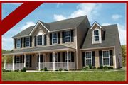 The Buckingham 28 Gar 2 - Lockridge Homes - Build On Your Lot - Greenville: Rolesville, NC - Lockridge Homes