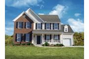 The Nottingham 28 Gar 1 - Lockridge Homes - Build On Your Lot - Nashville: Spring Hill, TN - Lockridge Homes