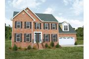 The Nottingham 26 Gar 2 - Lockridge Homes - Build On Your Lot - Richmond-Petersburg: Chesterfield, VA - Lockridge Homes