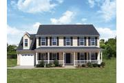 The Buckingham 28 Gar 1 - Lockridge Homes - Build On Your Lot - Greenville: Rolesville, NC - Lockridge Homes