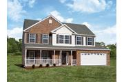 The Wyndham - Lockridge Homes - Build On Your Lot - Richmond-Petersburg: Chesterfield, VA - Lockridge Homes