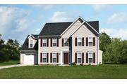 The Nottingham 26 Gar 1 - Lockridge Homes - Build On Your Lot - Greenville: Rolesville, NC - Lockridge Homes