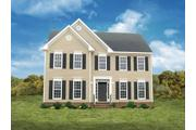 The Nottingham 26 - Lockridge Homes - Build On Your Lot - Richmond-Petersburg: Chesterfield, VA - Lockridge Homes