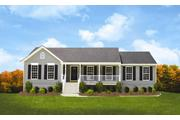 The Ashcott - Lockridge Homes - Build On Your Lot - Richmond-Petersburg: Chesterfield, VA - Lockridge Homes