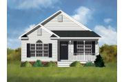 The Waverly - Lockridge Homes - Build On Your Lot - Fayetteville: Statesville, NC - Lockridge Homes